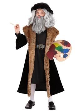 Kid's Leonardo da Vinci Costume