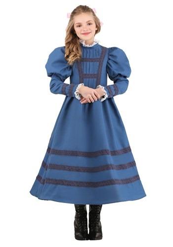 Kid's Helen Keller Costume 1