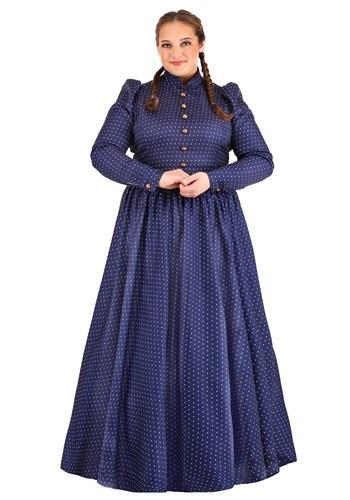 Plus Size Laura Ingalls Wilder Costume
