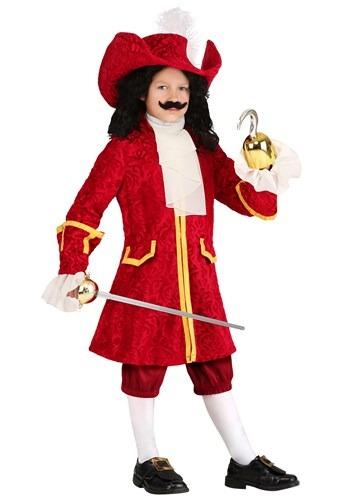 Kid's Captain Hook Costume