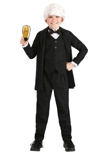 Kid's Thomas Edison Costume1