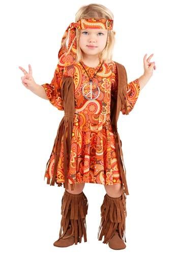 Toddler Fringe Hippie Costume