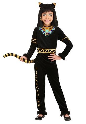 Girls Bastet Goddess Costume
