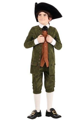 Kid's Colonial Costume1