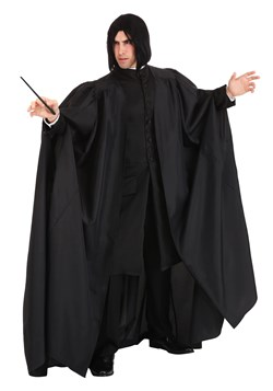 Deluxe Harry Potter Snape Men's Costume