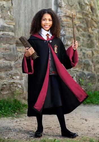 Deluxe Harry Potter Hermione Kid's Costume Update