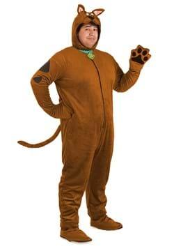 Plus Size Deluxe Scooby Doo Costume