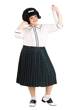 Plus Size Women's Aerosol Dancer Costume