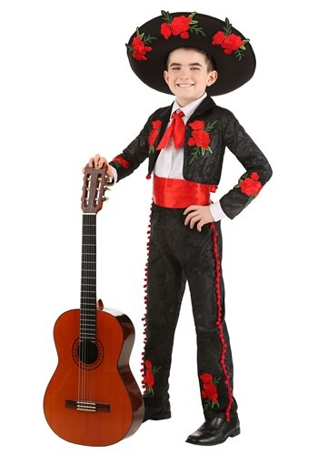 Mariachi Costume for Kids