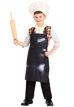 Boy's Fairytale Baker Costume