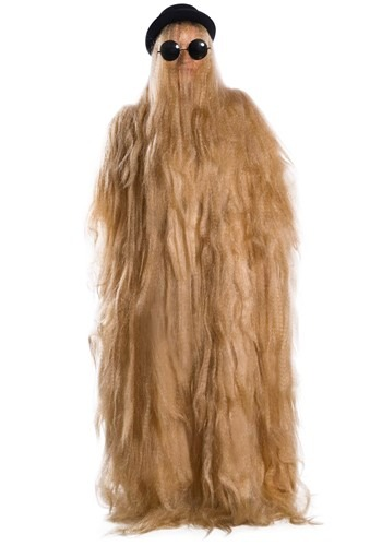 Addams Family Adult Cousin It Costume
