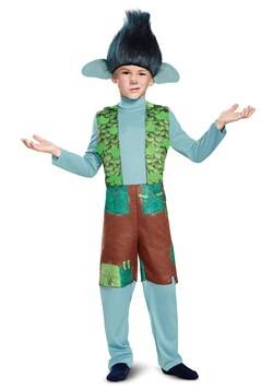 Trolls Child Branch Deluxe Costume