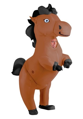 Adult Inflatable Prancing Horse