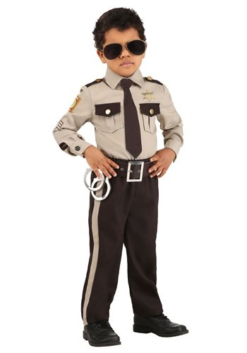 Sheriff Toddler Costume