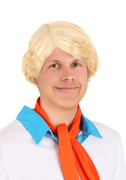 Scooby Doo Men's Fred Wig