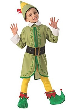 Buddy the Elf Child Costume