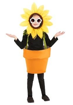 Toddler Flower Pot Costume