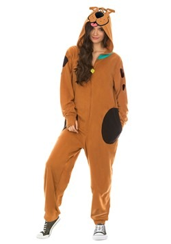 Scooby Doo Union Suit