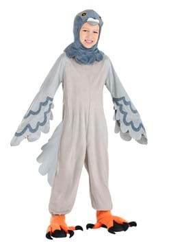 Kids City Slicker Pigeon Costume
