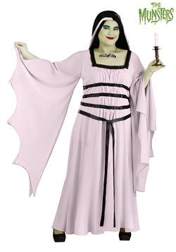 Womens Plus Size Munsters Lily Costume1