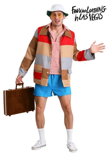 Deluxe Fear & Loathing in Las Vegas Raoul Duke Plus Costume