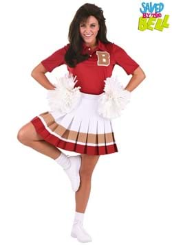 Saved By the Bell Cheerleader Costume for Women