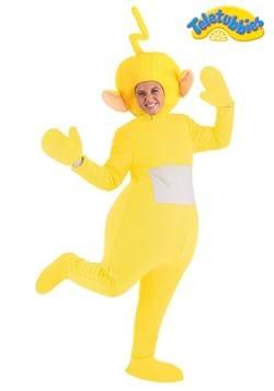 Plus Size Laa-Laa Teletubbies Costume