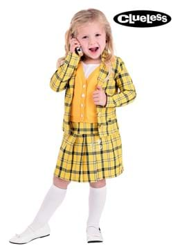 Clueless Cher Toddler Costume