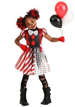 Kid's Dangerous Dotty the Clown Costume