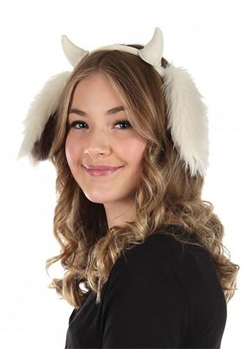 Goat Ears Headband