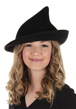 Modern Black Witch Hat