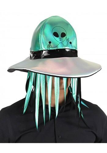 Alien Abduction Hat