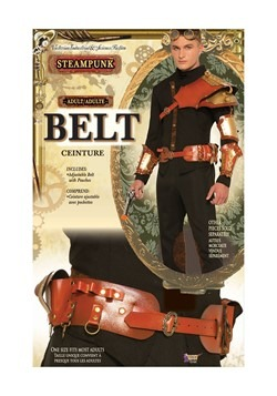 Men's Steampunk Belt Accessory