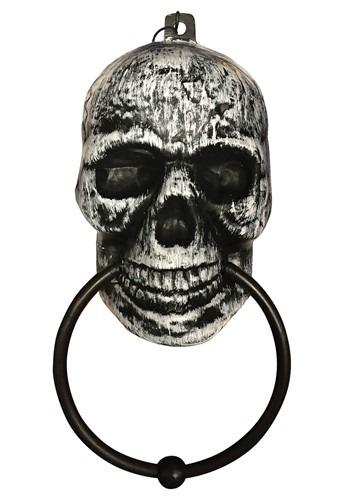 Skull Door Knocker Decoration