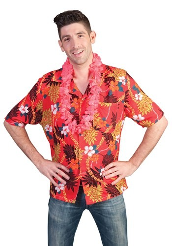 Men's Hawaiin Surf Shirt