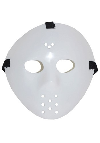 Glow in the Dark Friday the 13th Mask
