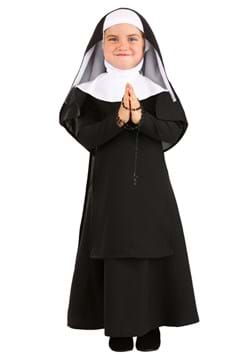 Toddler Deluxe Nun Costume