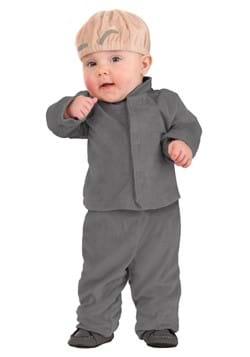Infant Evil Gray Suit Costume