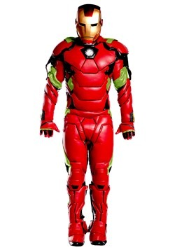 Marvel Adult Premium Iron Man Costume