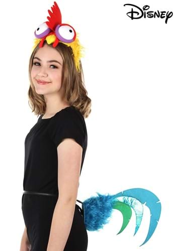 Moana Hei Hei Headband & Tail Kit