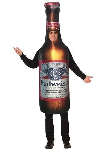 Budweiser Bottle Costume