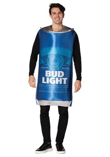 Bud Light Can Costume