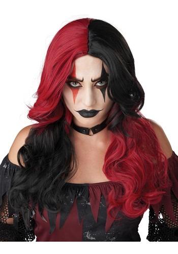 Psycho Jester Wig