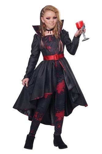 Girl's Bad Blood Costume