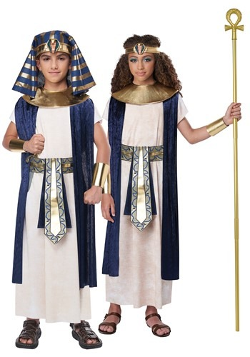 Kid's Egpytian Tunic Costume