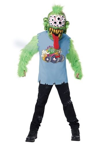 Kid's See Monster Costume