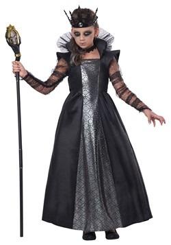 Girl's Dark Majesty Costume
