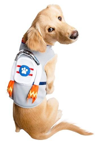 Jetpack Astronaut Pet Costume