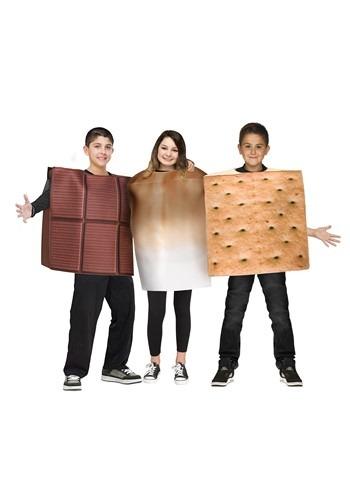Child S'Mores Costume