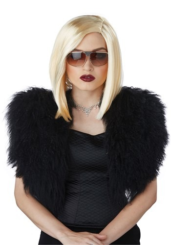 Women's Blonde Bob Da Boss Wig